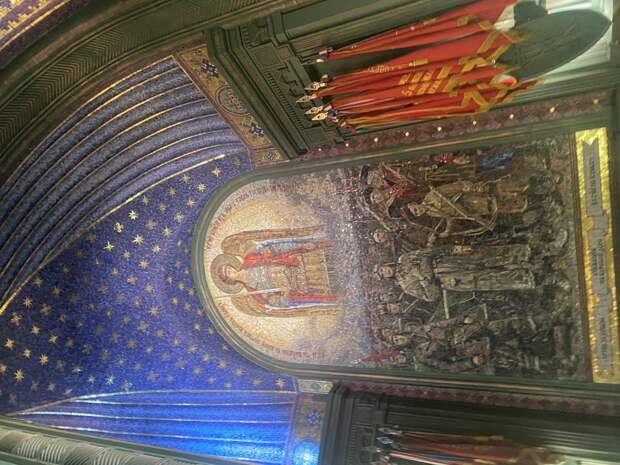 Главный храм Вооруженных Сил в парке  Патриот. Часть 5