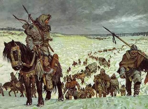 Великое переселение народов: как оно изменило историю