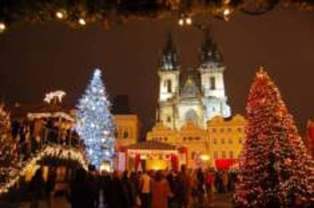 Где россияне планирую встретить Рождество: ТОП-5 Направлений Европы