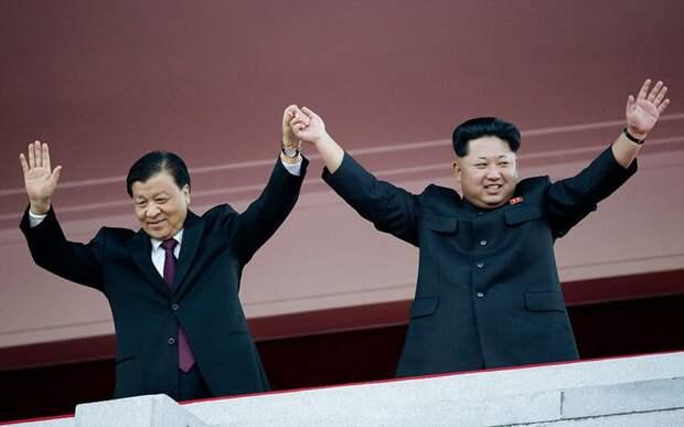 Китай и КНДР
