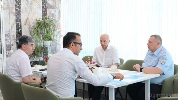 ЦУР и МВД по Республике Адыгея договорились о сотрудничестве