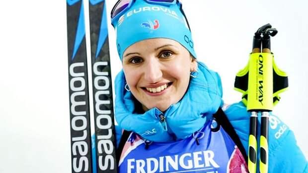 Симон выиграла женский масс-старт на этапе Кубка мира по биатлону в Оберхофе, Миронова — 11-я