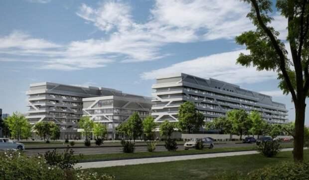 Москомархитектура согласовала проект крупного лечебно-диагностического комплекса на Волоколамском шоссе