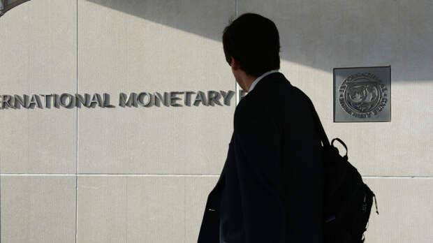 """""""Даже не рассматриваем"""". Киев не допускает отказ МВФ от финансирования"""