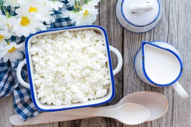 4 рецепта вкусного домашнего творога