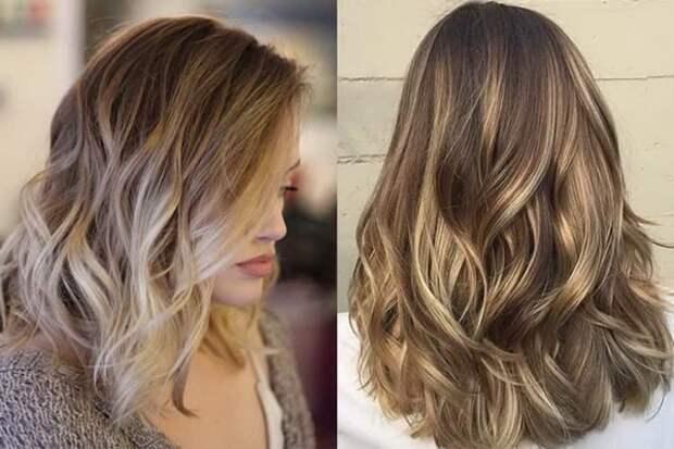 Как покрасить волосы, чтобы не подкрашивать корни
