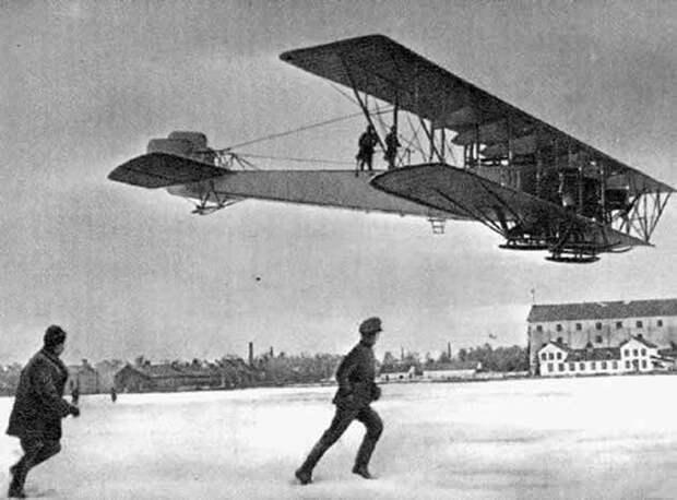 Почему военная авиация России так и не стала серьезной силой в Первую мировую (ФОТО)