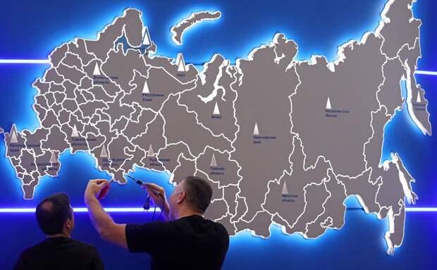 Территории России — не предмет дискуссии. Юлия Витязева