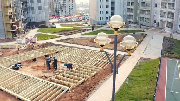 Весной жители Удмуртии смогут выбрать объекты благоустройства на 2022 год