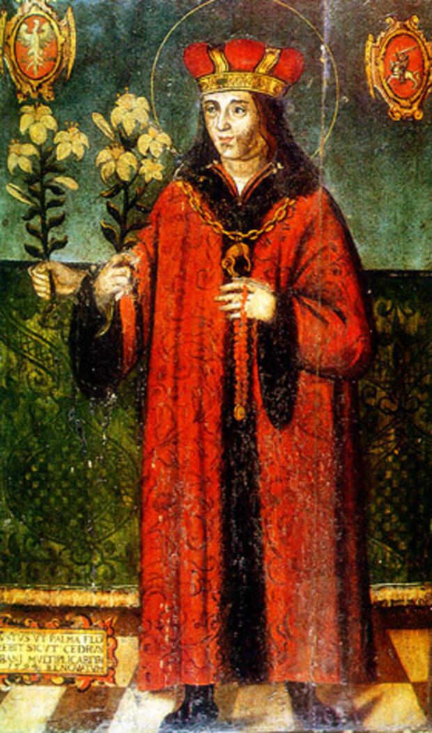 Казимир IV Ягеллон, великий князь литовский в 1440 – 1492 годах, король польский в 1447 – 1492 годах - Шляхта Великого княжества   Военно-исторический портал Warspot.ru