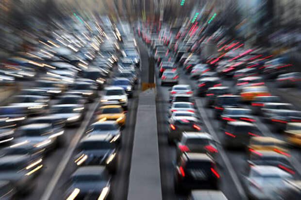Правила дорожного движения изменили из-за чемпионата мира по футболу