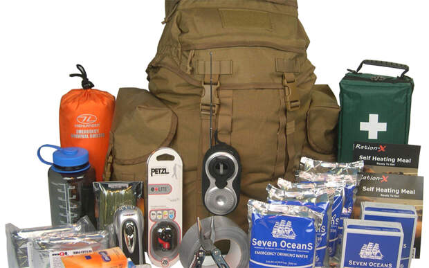 Как правильно собрать рюкзак выживальщика