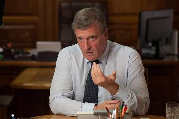 В национальном рейтинге губернаторов Игорь Васильев занял 58 место из 85-ти