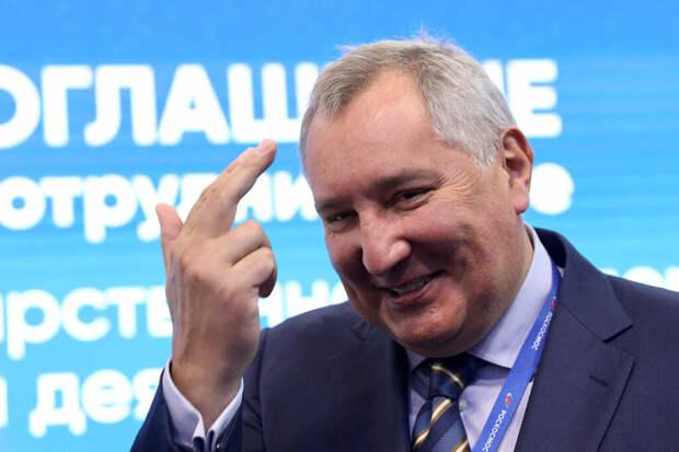 Рогозин попросил владельца «Бурана» не писать гадости о «Роскосмосе»