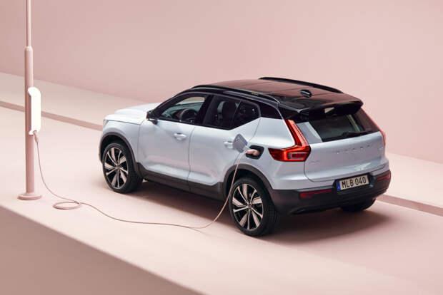 Volvo и Northvolt построят гигафабрику в Европе