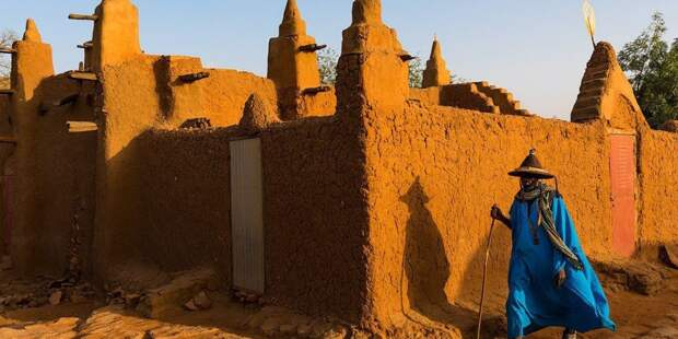 Россия призывает Мали к переговорам