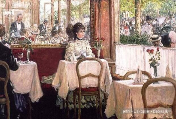 """""""Викторианская элегантность"""" картин Алана Мейли"""