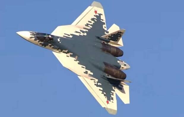 США начинают борьбу с российским Су-57 в мире