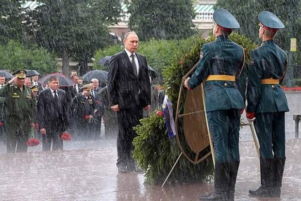 По-настоящему мужской поступок Путина тронул американца до глубины души