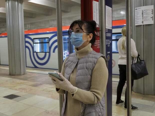 Собянин рассказал о новом поезде метро «Москва-2020». Фото: Ольга Чумаченко