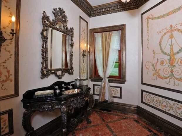 Оформление интерьера в готическом стиле фото