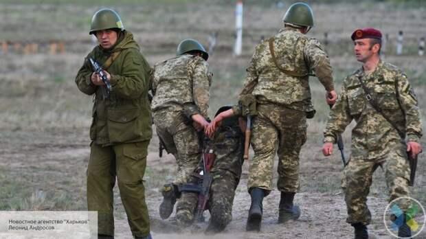 Командование ЛНР сообщило о серьезных потерях ВСУ в Донбассе