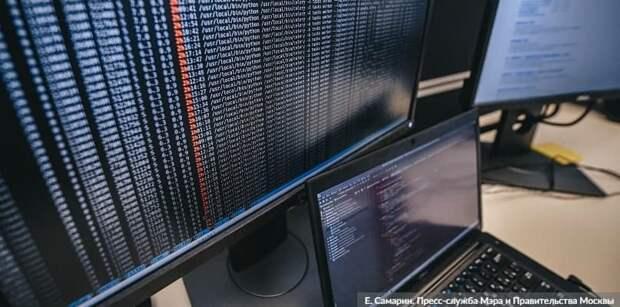 Сергунина: В Москве запущен проект о мировом опыте развития искусственного интеллекта. Фото: Е. Самарин mos.ru