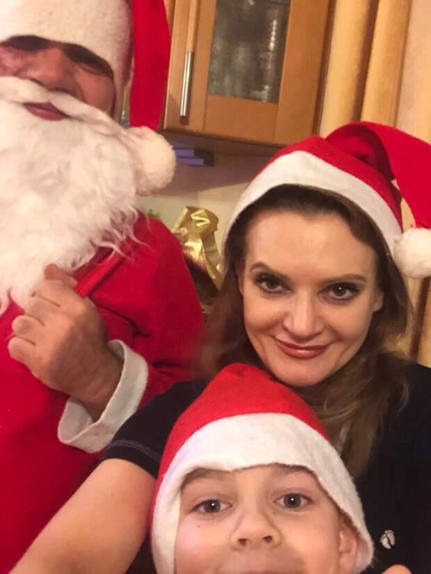 Татьяна Фатеева встречает 2020 год