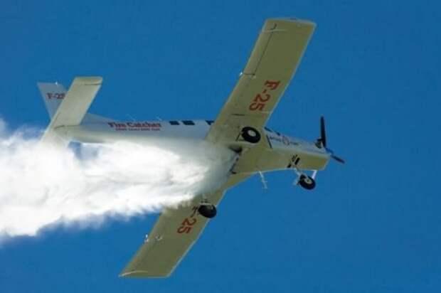 Новые пожарные самолеты из Новой Зеландии