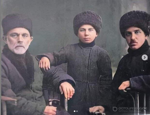 Амфоко Шогов, верховный кадий Малой Кабарды