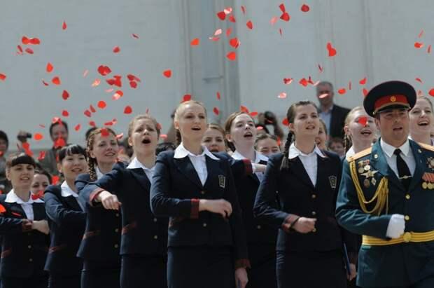 Пансион воспитанниц Министерства обороны РФ вошел в число лучших школ страны Фото с сайта учебного заведения