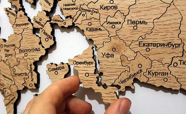 В России может остаться всего 15 регионов