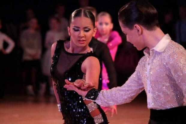 Бальным танцам обучат малышей из Войковского