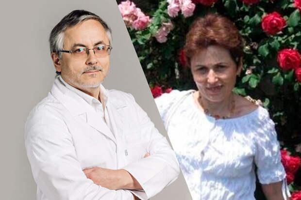 «Яскучаю»: главный нефролог Петербурга признался, что расчленил супругу