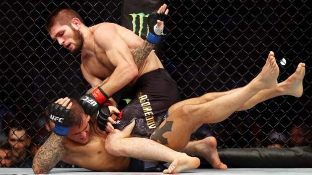 «Яэто заслужил». Хабиб рассчитывает возглавить рейтинг UFC вне весовых категорий