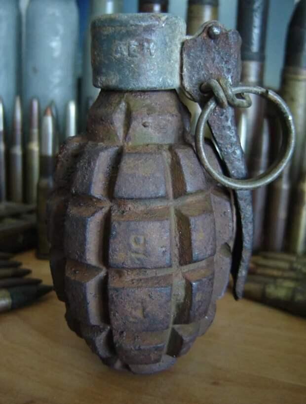 """В годы Второй Мировой """"лимонка"""" была на вооружении большинства стран, почему сегодня она осталась только у России?"""