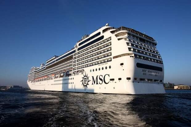 5 фактов о самом защищенном от коронавируса месте – круизном лайнере Magnifica