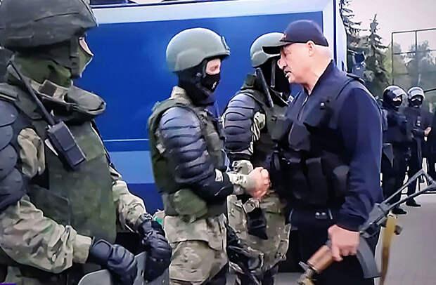 Для начала отдадут Гродненскую область: Предатели вокруг Лукашенко готовы к разделу