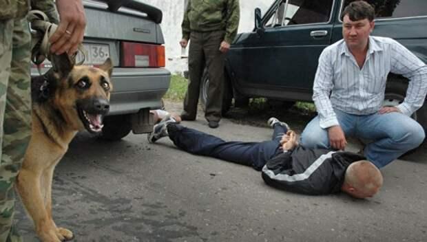 Силовики перекрыли канал наркотиков в Крым (ФОТО)