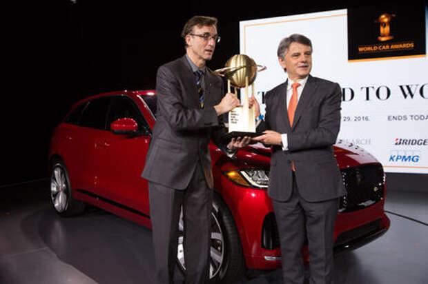 В Нью-Йорке назвали победителя конкурса «Всемирный автомобиль 2017 года»