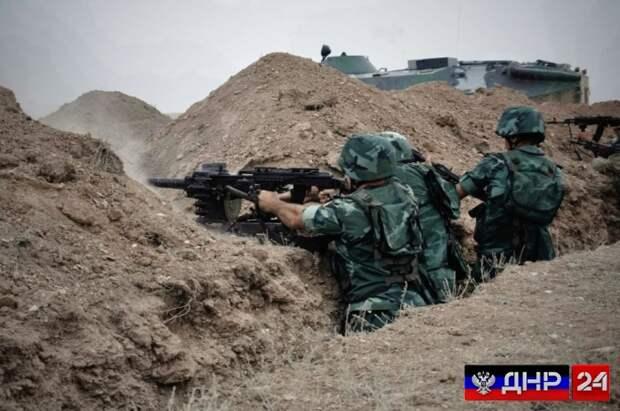 На границе Армении и Азербайджана началось обострение конфликта