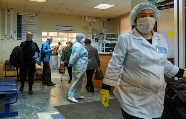 В России на 27 апреля коронавирус победили ещё 579 человек