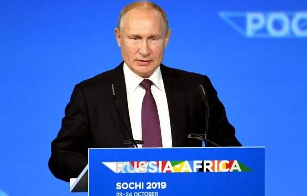 Африка за 20 миллиардов долларов – неплохая сделка для России!