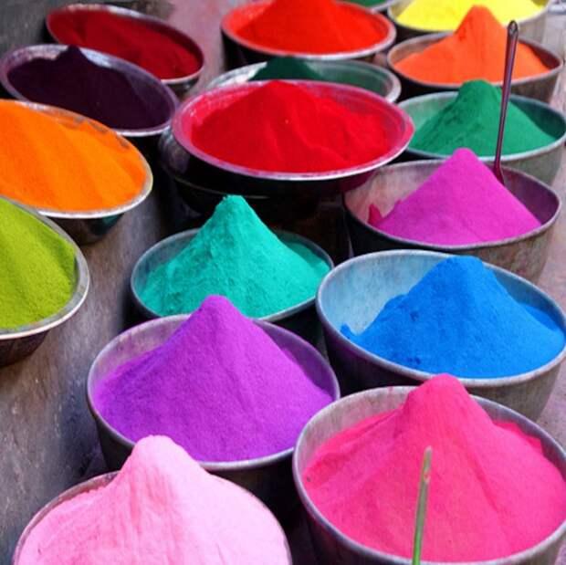 Цвет и его влияние на наше тело и разум
