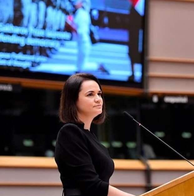 Тихановская объяснила, почему теперь называет Крым украинским