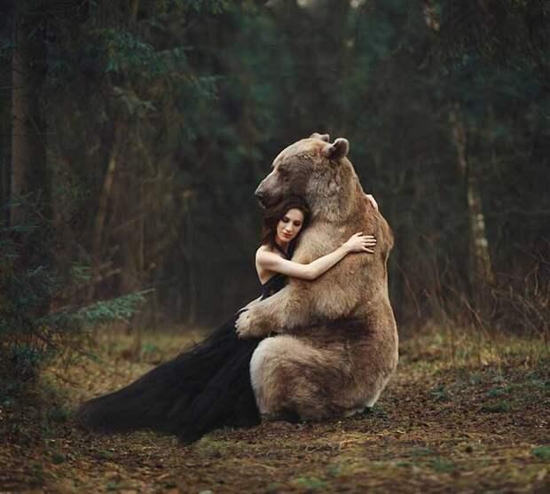 Если бы все относились к природе с таким уважением, как Анастасия, мир стал бы лучше.