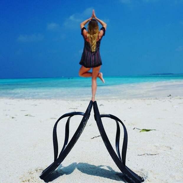 Прикольные фотографии | Пляжные фотографии позы, Пляжные позы ...