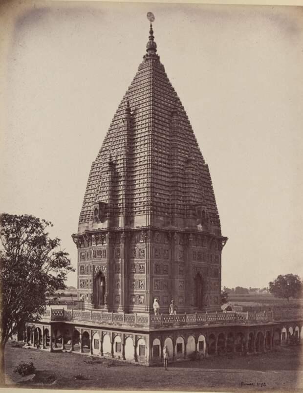 Albom fotografii indiiskoi arhitektury vzgliadov liudei 65