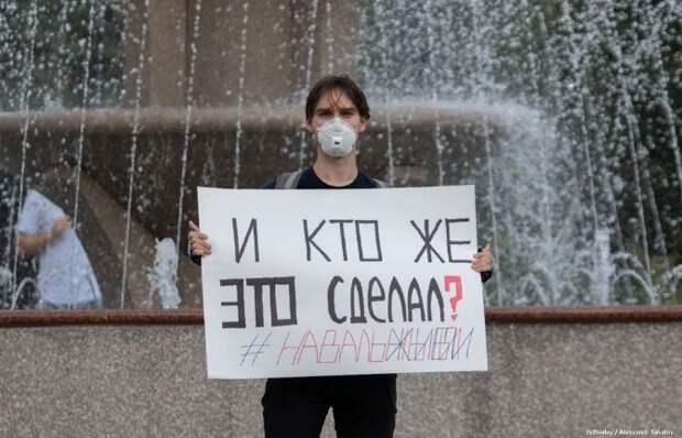 Продолжение «Рабыни Изауры» с Навальным в главной роли мы досмотрим. Юлия Витязева