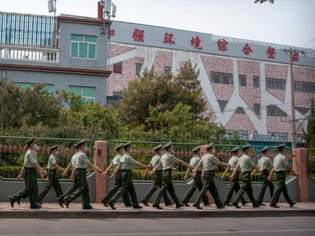 Паника в Китае: на крупнейшем рынке Пекина зафиксирована вспышка коронавируса